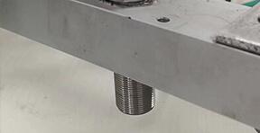 Piezoelectric Ultrasonic Sensor