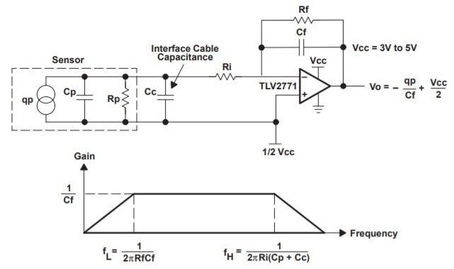 piezoelectric amplifier Figure A